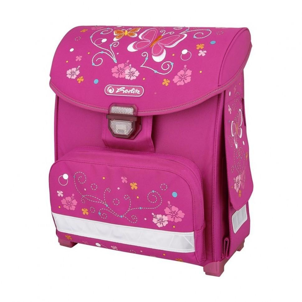 Ранец Smart Butterfly, без наполненияШкольные рюкзаки<br>Ранец Smart Butterfly, без наполнения<br>