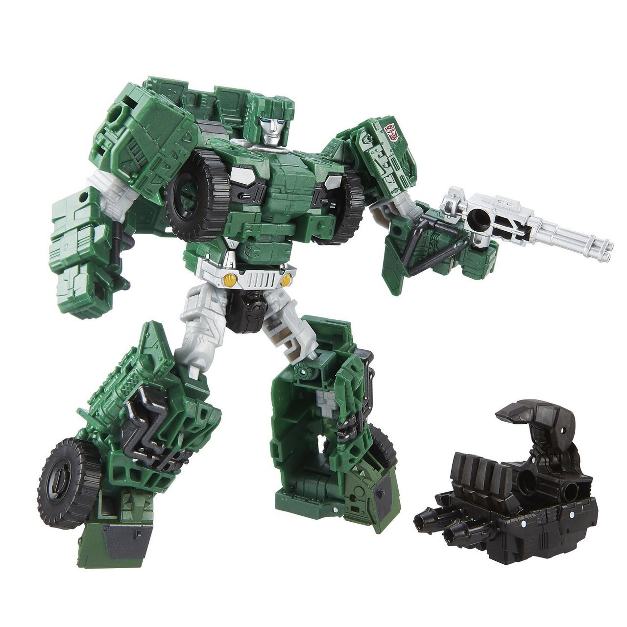 Трансформер класса Делюкс - Autobot HoundИгрушки трансформеры<br>Трансформер класса Делюкс - Autobot Hound<br>
