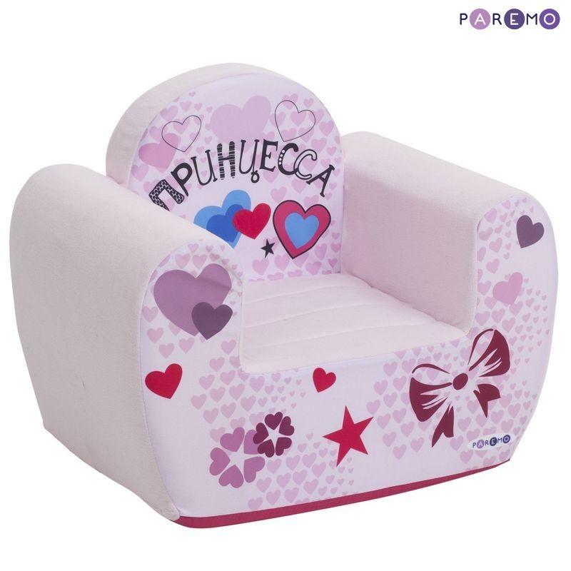 Игровое кресло серии Инста-малыш - Принцесса, модель Мия фото