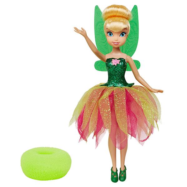 Кукла из серии Дисней Фея Делюкс - Динь-Динь с резинкой для пучка, 23 см. от Toyway