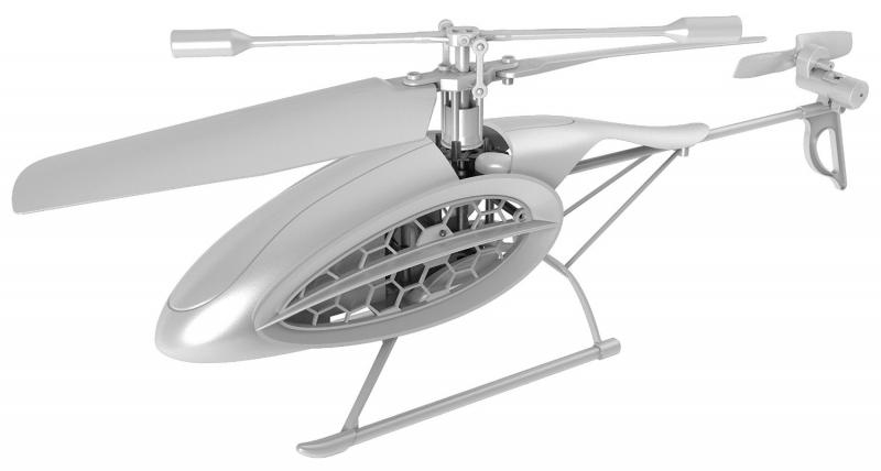 Вертолет Silverlit «Феникс» инфракрасный, 4-х канальныйРадиоуправляемые вертолеты<br>Вертолет Silverlit «Феникс» инфракрасный, 4-х канальный<br>