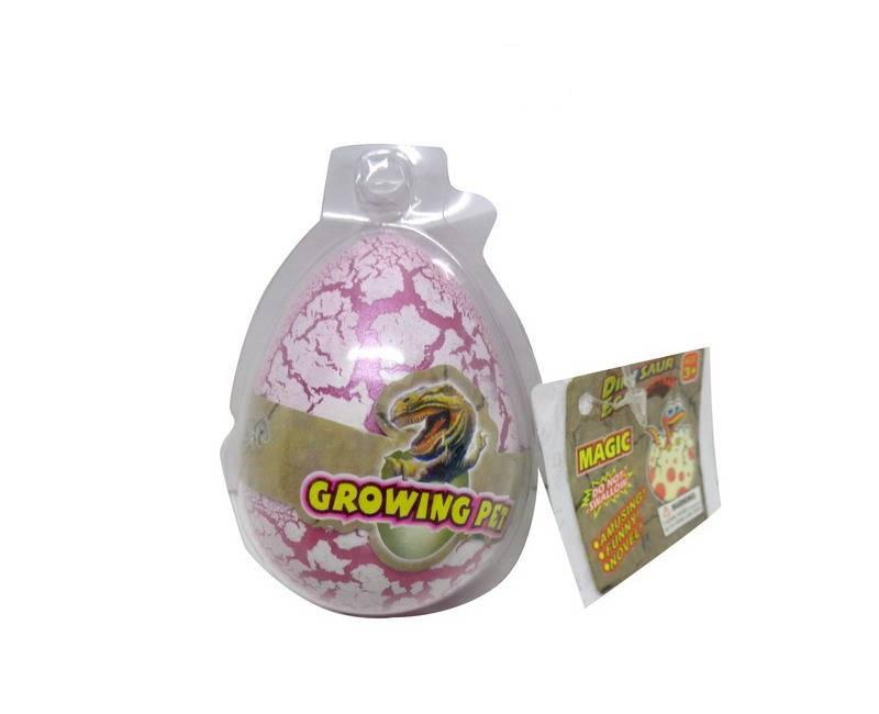 Купить Динозавр, растущий из яйца, JUNFA TOYS