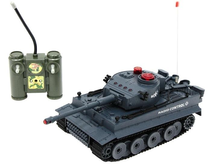 Танк радиоуправляемый, с инфракрасным наведением, 46 см.Радиоуправляемые танки<br>Танк радиоуправляемый, с инфракрасным наведением, 46 см.<br>