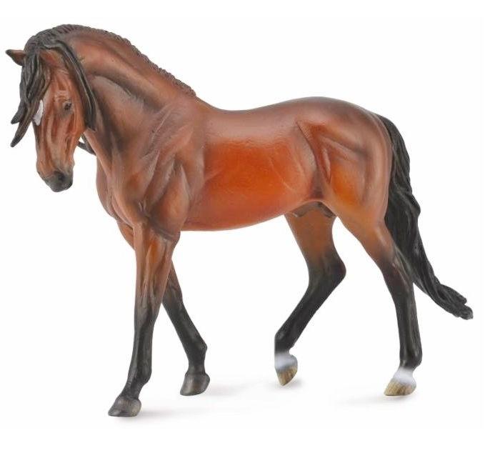 Фигурка Gulliver Collecta - Андалузский жеребец, масштаб 1:12Лошади (Horse)<br>Фигурка Gulliver Collecta - Андалузский жеребец, масштаб 1:12<br>