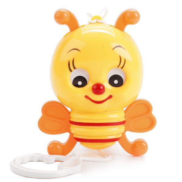 Игрушка музыкальная - Пчелка с механическим заводомРазвивающие игрушки Умка<br>Игрушка музыкальная - Пчелка с механическим заводом<br>