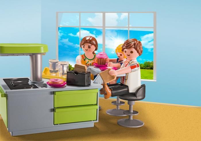 Купить Конструктор Playmobil Возьми с собой: Кухня