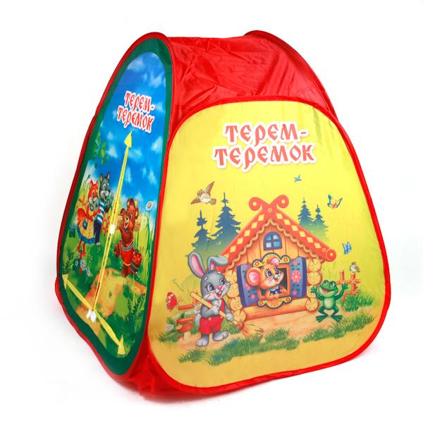 Купить Детская игровая палатка Теремок , Играем вместе