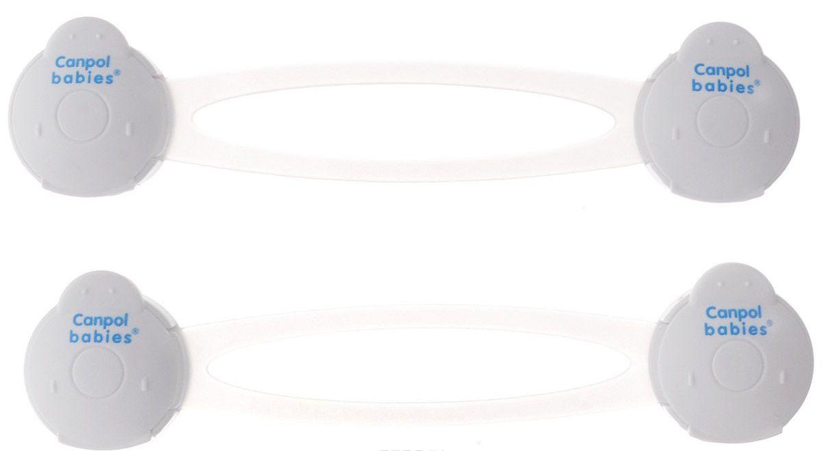 Блокатор многофункциональный - длинный, 74/011, белый - 2 штукиБезопасность ребенка<br>Блокатор многофункциональный - длинный, 74/011, белый - 2 штуки<br>