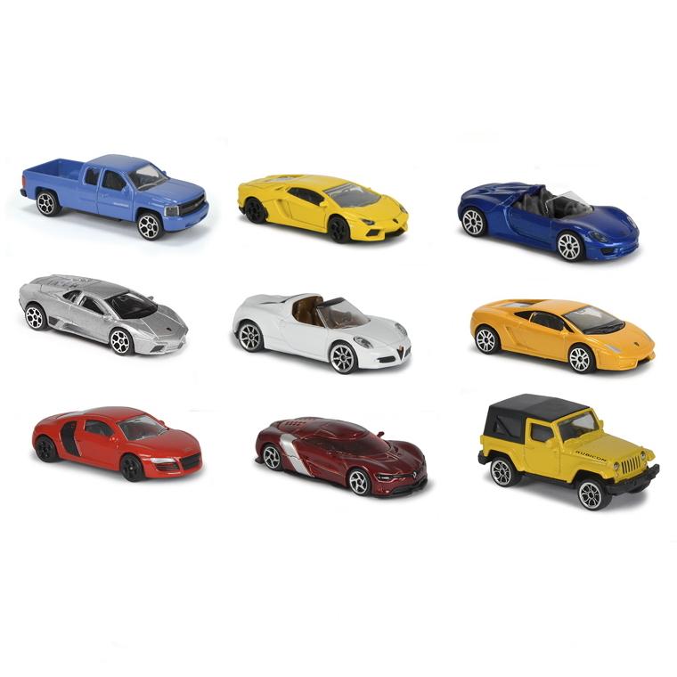 Машинка , 9 видов, 7,5 смГоночные машины<br>Машинка , 9 видов, 7,5 см<br>