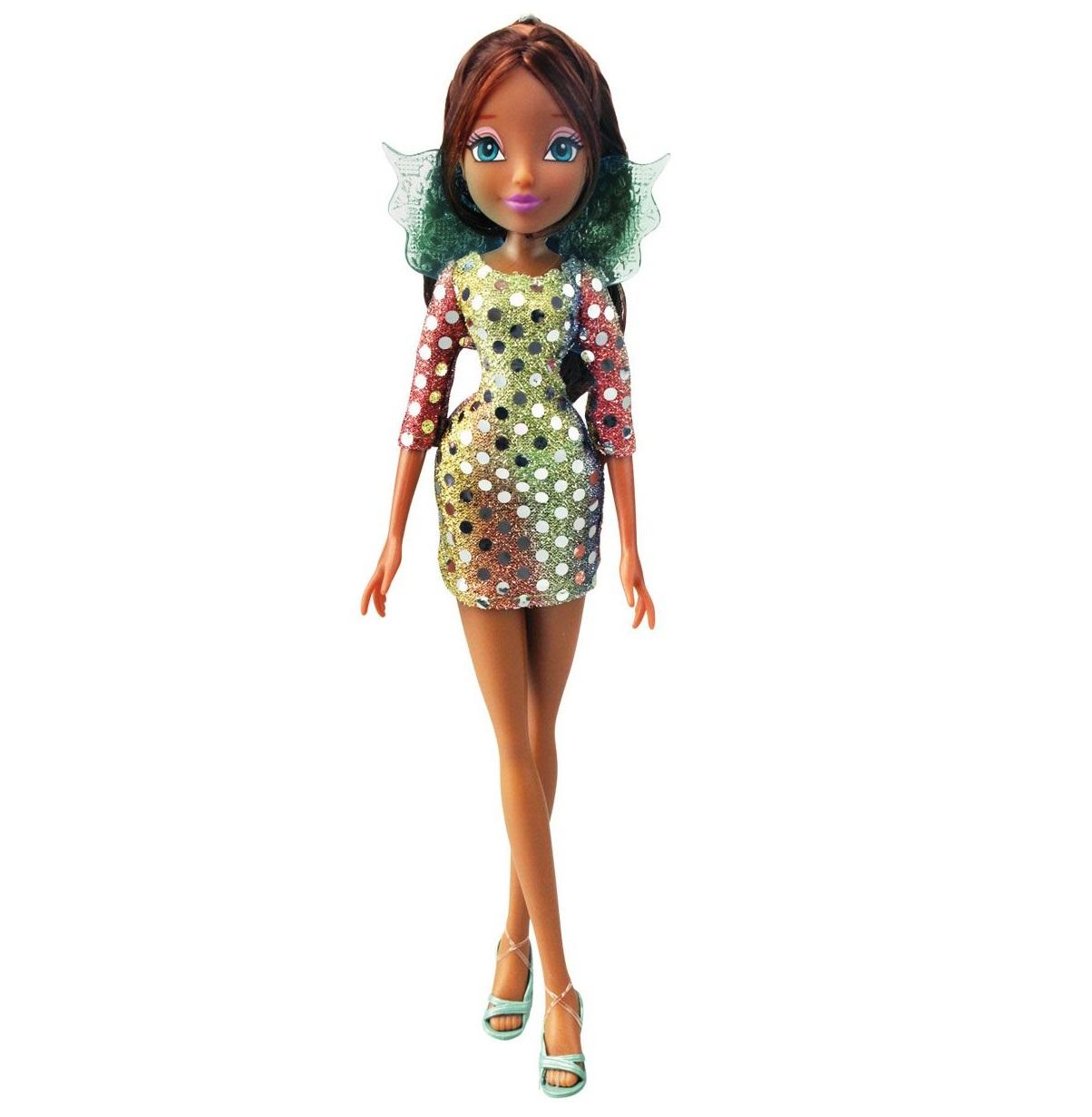 Кукла из серии Winx Club - Диско LaylaКуклы Винкс (Winx)<br>Кукла из серии Winx Club - Диско Layla<br>