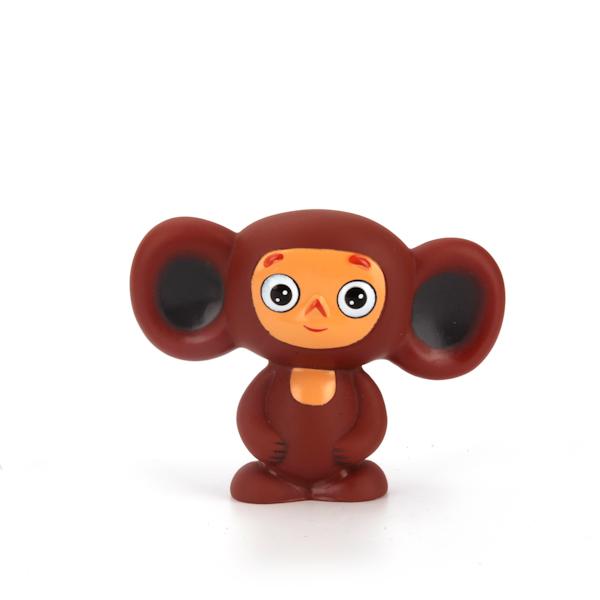 Фигурка для ванной - ЧебурашкаРезиновые игрушки<br>Фигурка для ванной - Чебурашка<br>
