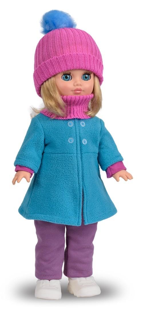 Кукла Герда 4 со звуковым устройствомРусские куклы фабрики Весна<br>Кукла Герда 4 со звуковым устройством<br>
