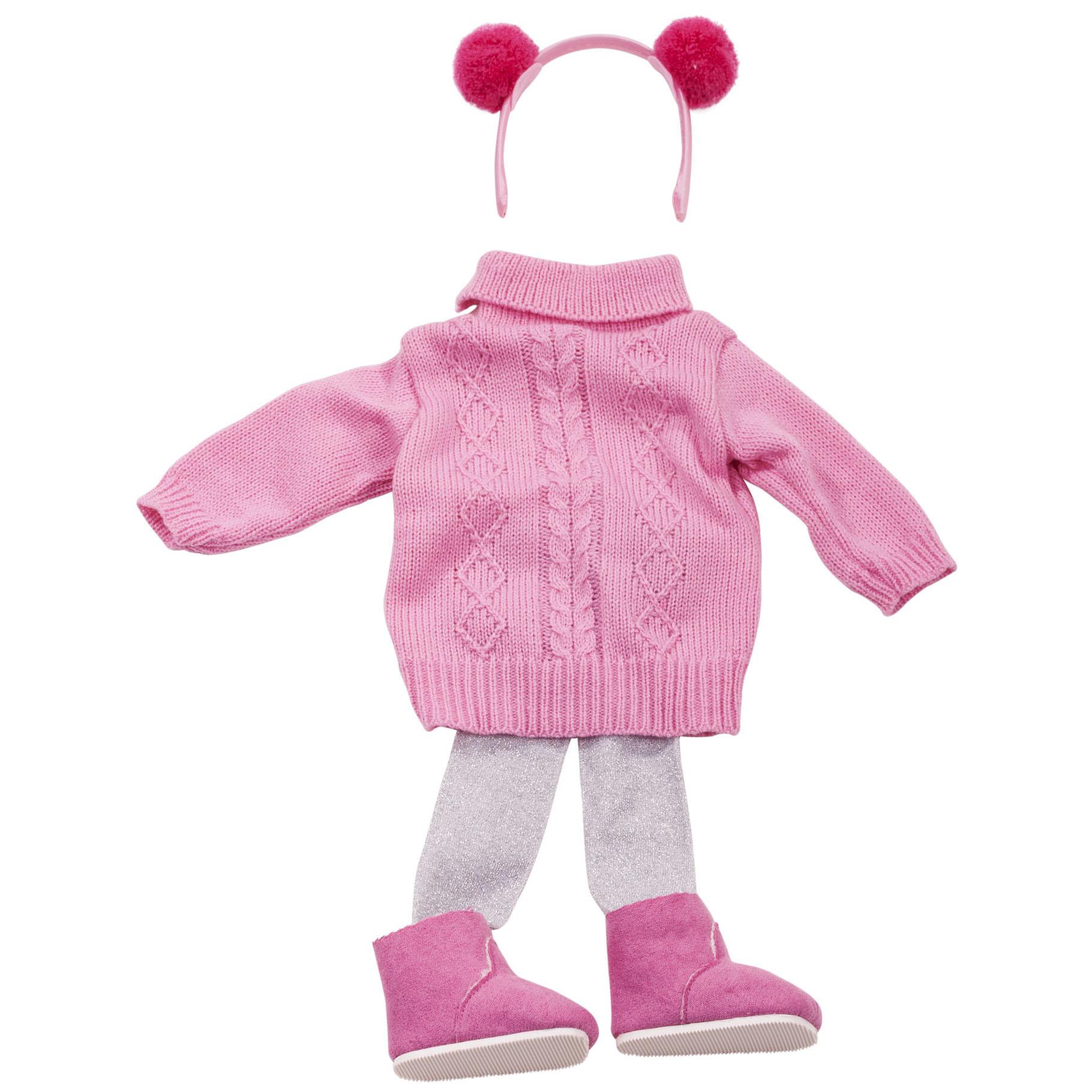 Купить Набор одежды для кукол - Костюм с наушниками, 45-50 см, Gotz