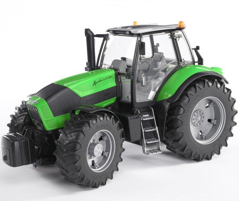 Трактор Bruder Deutz Agrotron X720Игрушечные тракторы<br>Трактор Bruder Deutz Agrotron X720<br>