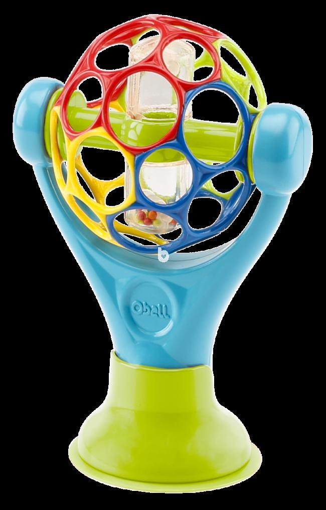 Развивающая игрушка на присоскеДетские погремушки и подвесные игрушки на кроватку<br>Развивающая игрушка на присоске<br>