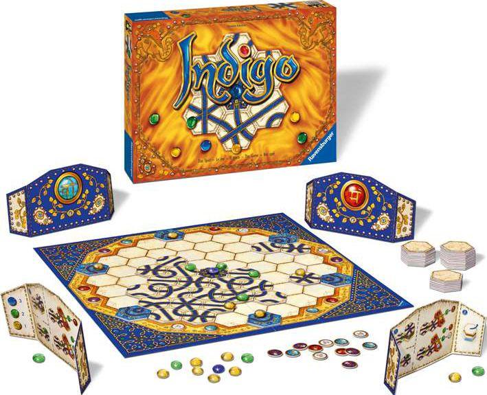 Настольная игра – Индиго