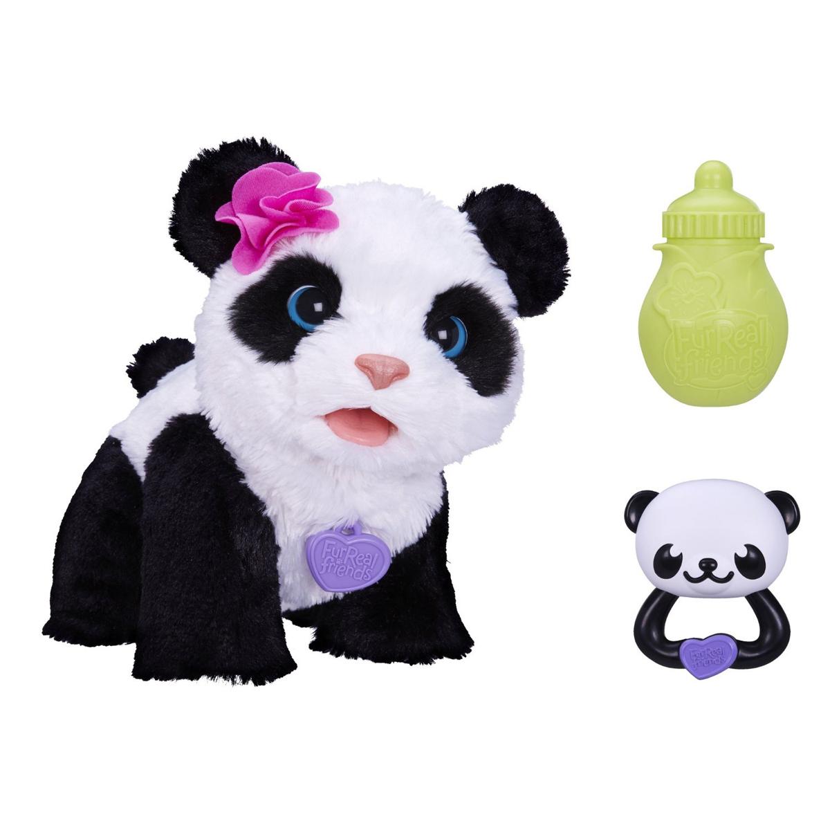 Интерактивная игрушка Малыш Панда, серия FurRealFrendsИнтерактив для малышей<br>Интерактивная игрушка Малыш Панда, серия FurRealFrends<br>