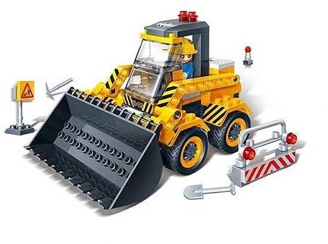 Конструктор - Строительная техникаИгрушечные тракторы<br>Конструктор - Строительная техника<br>