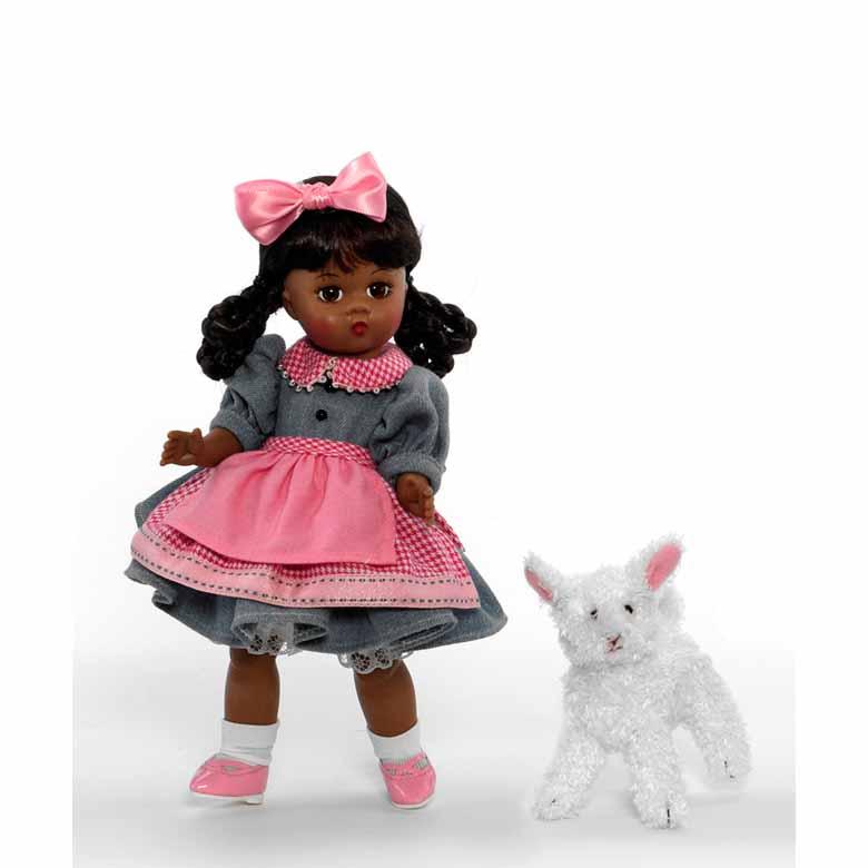 Кукла - Мэри с барашком, 20 смКуклы Madame Alexander<br>Кукла - Мэри с барашком, 20 см<br>