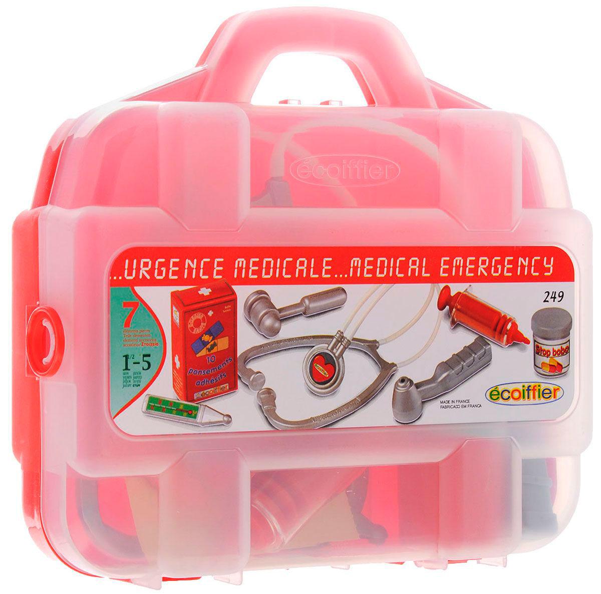 Набор доктора в чемоданчикеНаборы доктора детские<br>Набор доктора в чемоданчике<br>