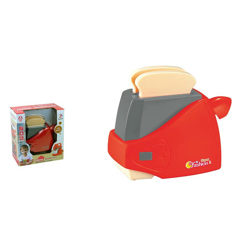 Детский тостер – Помогаю маме, свет и звукАксессуары и техника для детской кухни<br>Детский тостер – Помогаю маме, свет и звук<br>