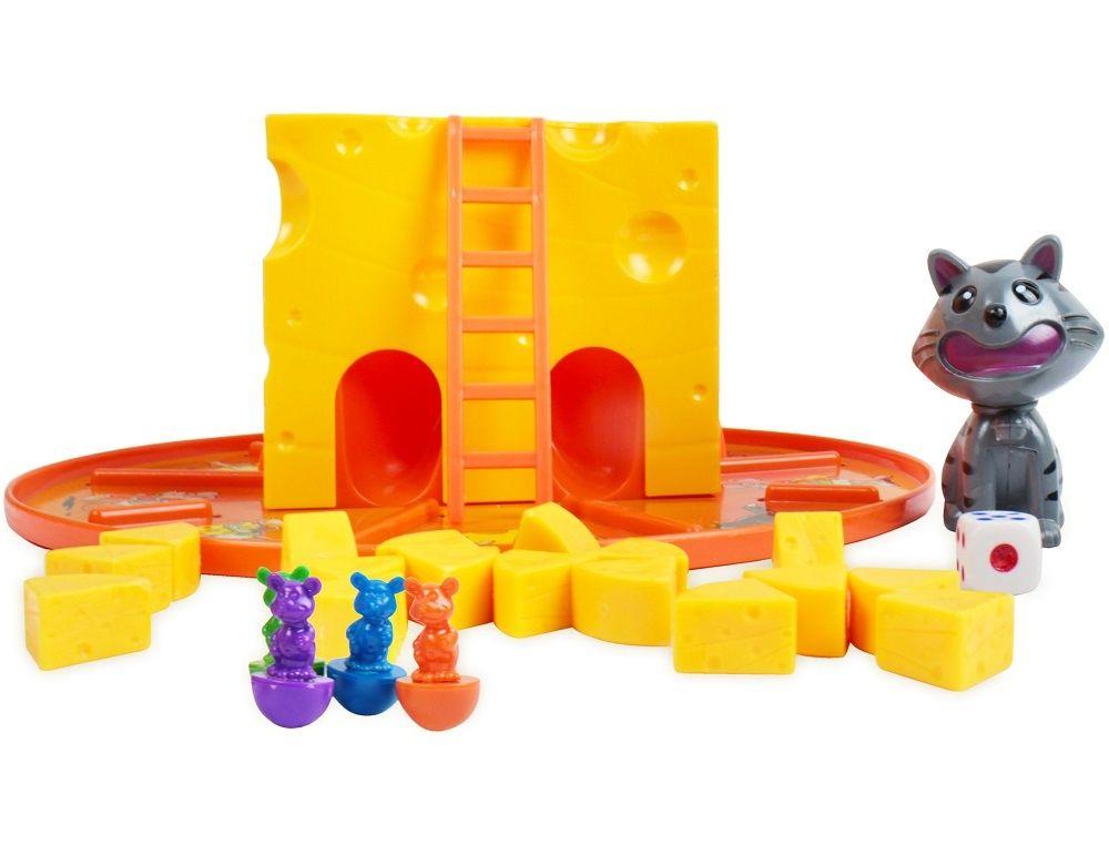 Купить Игра настольная Игродром - Кошки-Мышки, 1TOY