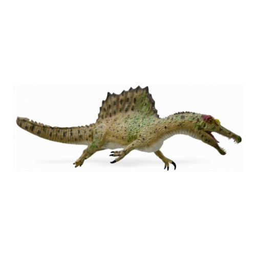 Спинозавр плавающий, 23,6 смЖизнь динозавров (Prehistoric)<br>Спинозавр плавающий, 23,6 см<br>