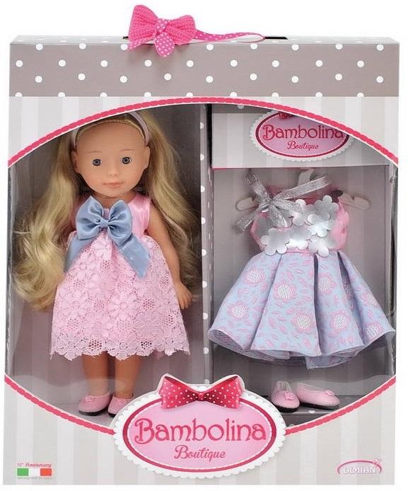 Кукла Bambolina Boutique - Маленькая модница, 30 см