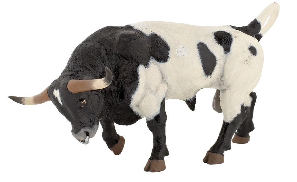Купить Фигурка - Техасский буйвол, 7 х 9 х 15 см., Papo