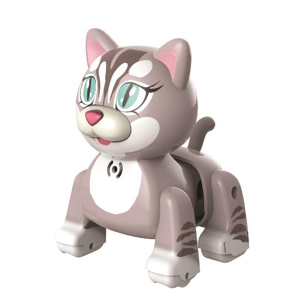 Интерактивный котенок – БурмиллаИнтерактивные животные<br>Интерактивный котенок – Бурмилла<br>