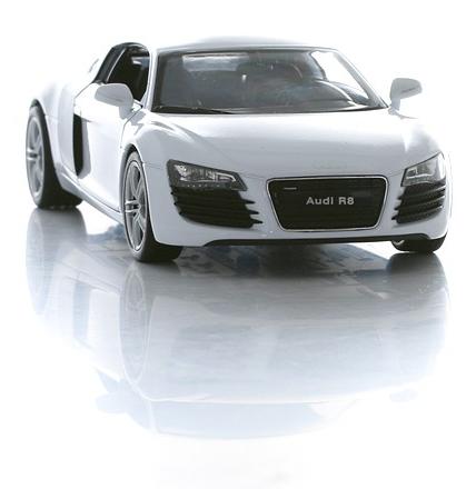 Коллекционная машинка Audi R8, масштаб 1:24Audi<br>Коллекционная машинка Audi R8, масштаб 1:24<br>