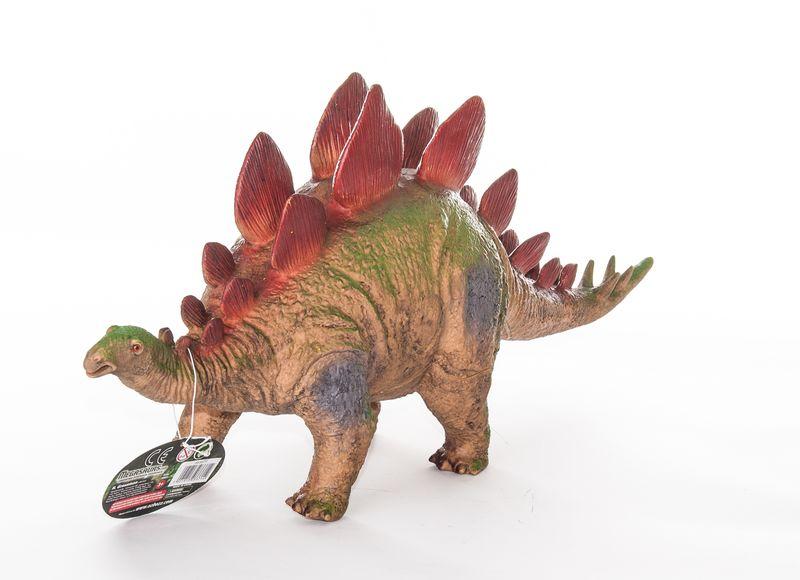 Фигурка динозавра - СтегозаврЖизнь динозавров (Prehistoric)<br>Фигурка динозавра - Стегозавр<br>
