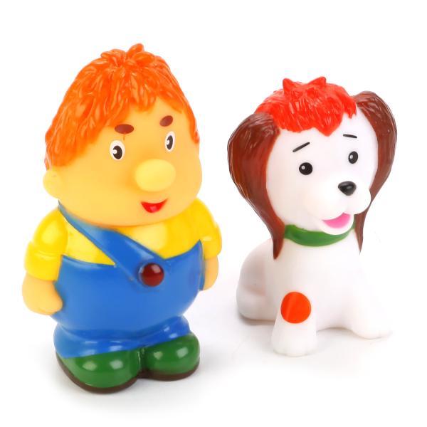 Купить Игрушки для ванной - Карлсон и щенок, Играем вместе