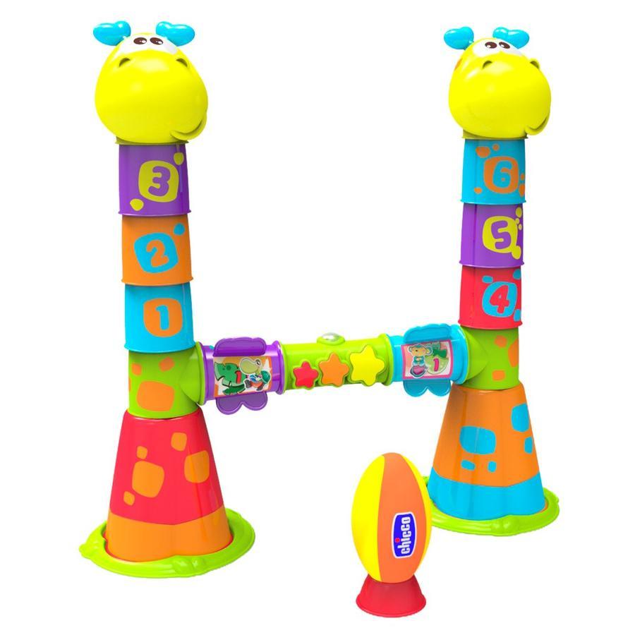 Игровой набор 3 в 1 Fit &amp; Fun – РегбиСортеры, пирамидки<br>Игровой набор 3 в 1 Fit &amp; Fun – Регби<br>