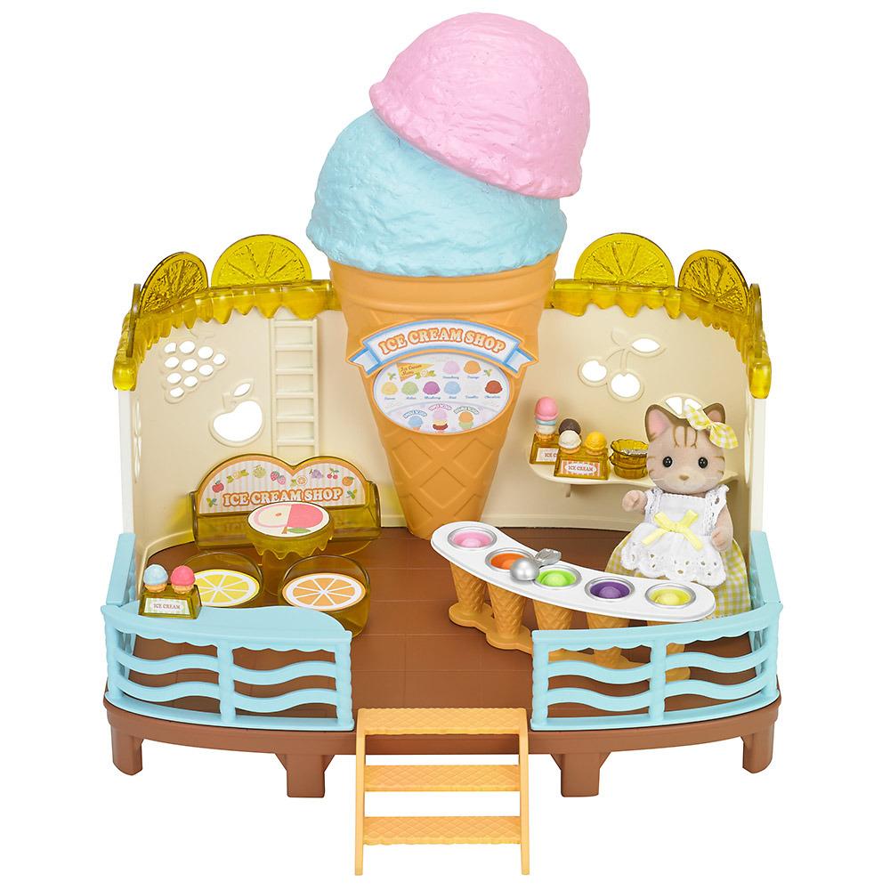 Набор Кафе-мороженое из серии «Sylvanian Families»Дома и Рестораны<br>Набор Кафе-мороженое из серии «Sylvanian Families»<br>
