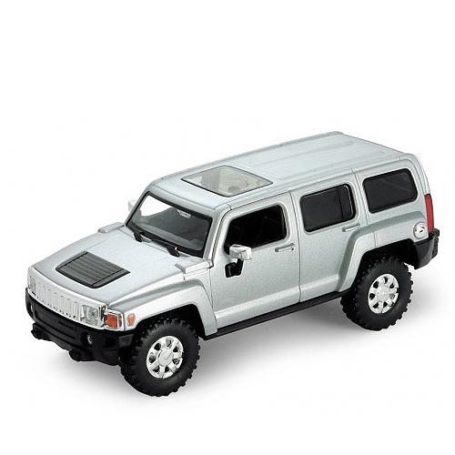 Коллекционная машинка Hummer H3, масштаб 1:32