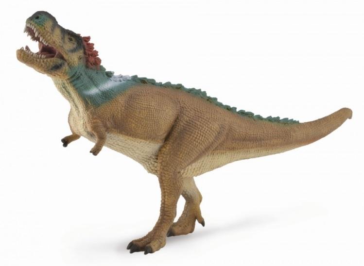 Купить Фигурка - Пернатый Тираннозавр Рекс с подвижной челюстью, 1:40, Collecta Gulliver