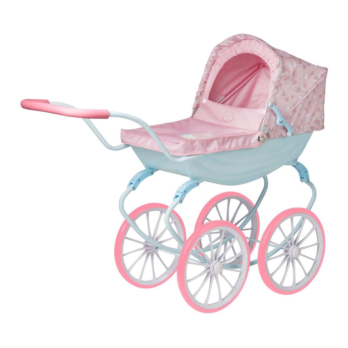 Винтажная коляска для кукол BabyAnnabell