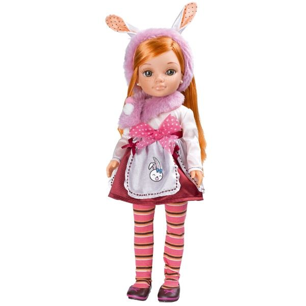 Игровой набор с куклой Нэнси - Веселая радугаПупсы<br>Игровой набор с куклой Нэнси - Веселая радуга<br>
