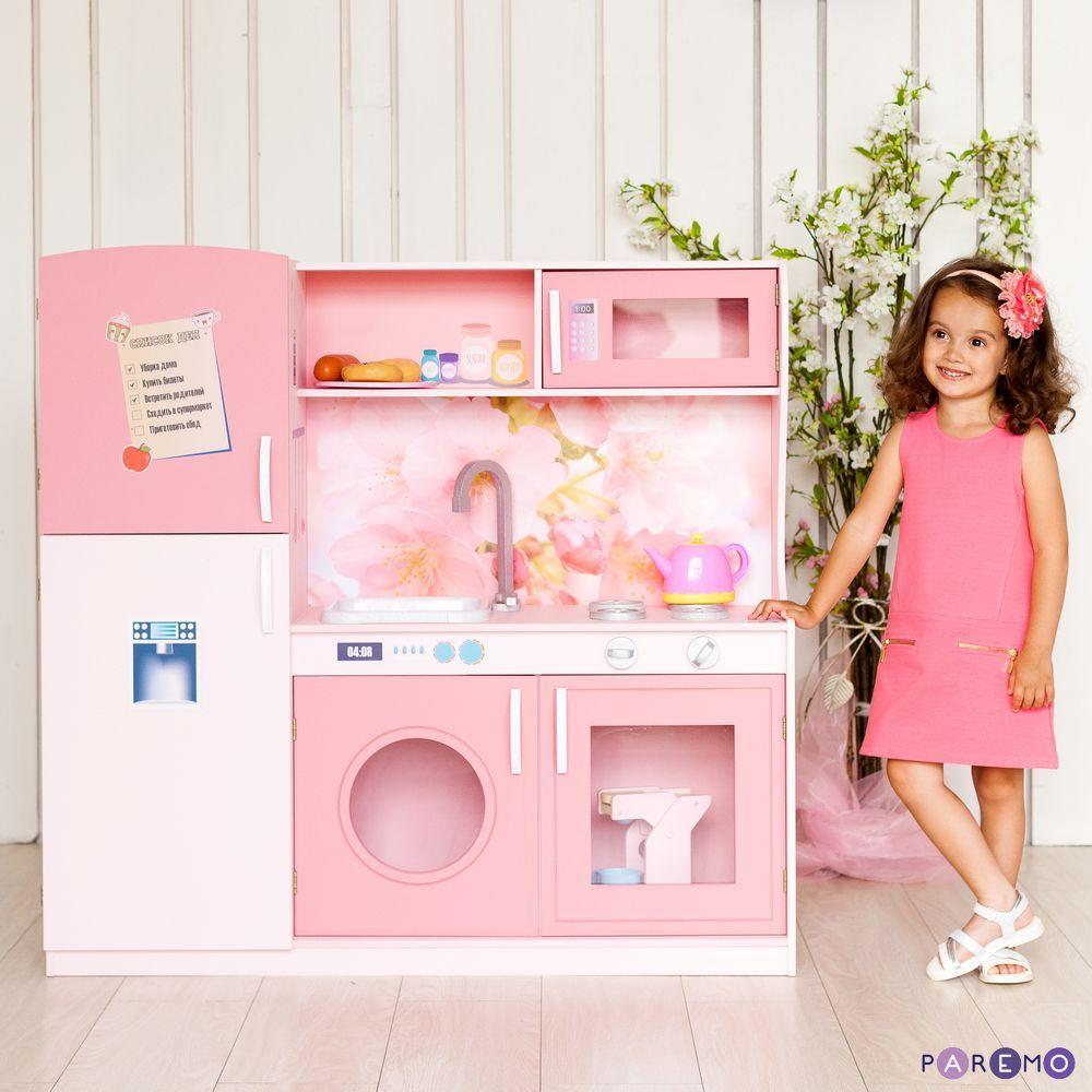 Купить Игрушечная кухня - Фиори Роуз, Paremo
