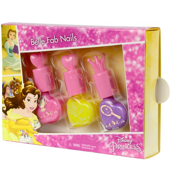 Игровой набор детской декоративной косметики для ногтей ПринцессаЮная модница, салон красоты<br>Игровой набор детской декоративной косметики для ногтей Принцесса<br>