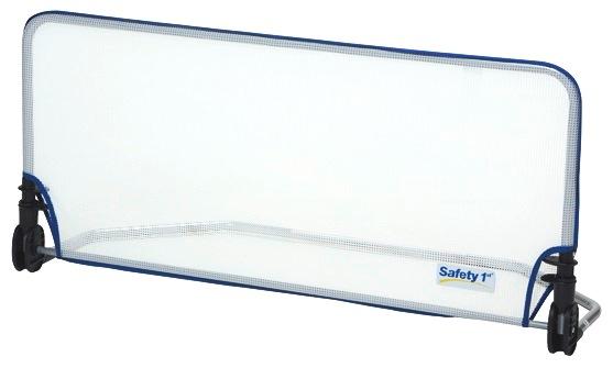 Защитный барьер на металлическом каркасе для детской кровати, 90 смЗащитный барьер на кровать<br>Защитный барьер на металлическом каркасе для детской кровати, 90 см<br>