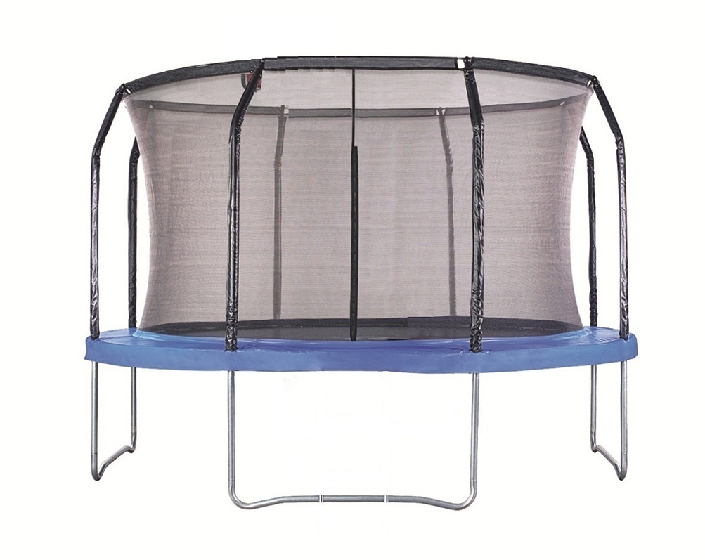 Батут с защитной сеткой - Perfetto Sport 8, диаметр 2,4 м по цене 14 040