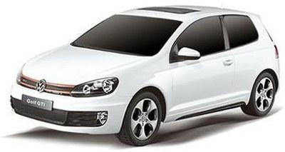 Машина на радиоуправлении 1:24 Volkswagen Golf GTIМашины на р/у<br>Машина на радиоуправлении 1:24 Volkswagen Golf GTI<br>