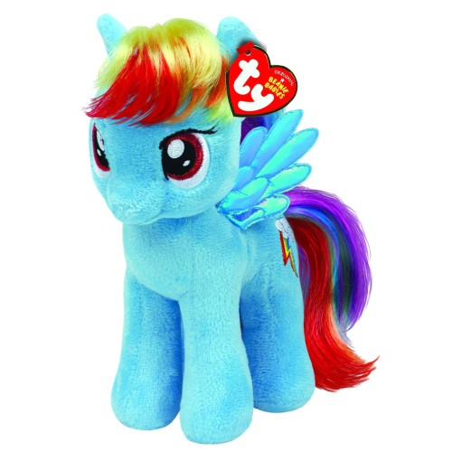 Мягкая игрушка пони Радуга Дэш . My Little Pony.Моя маленькая пони (My Little Pony)<br>Мягкая игрушка пони Радуга Дэш . My Little Pony.<br>