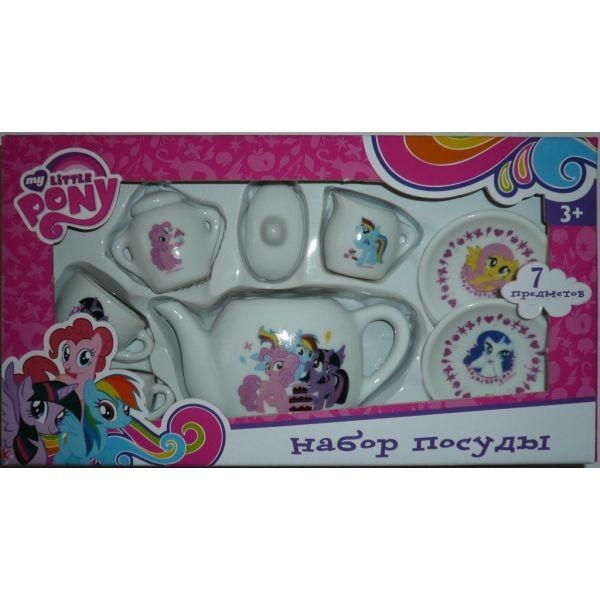 Купить Набор посуды - My Little Pony, керамика, Играем вместе