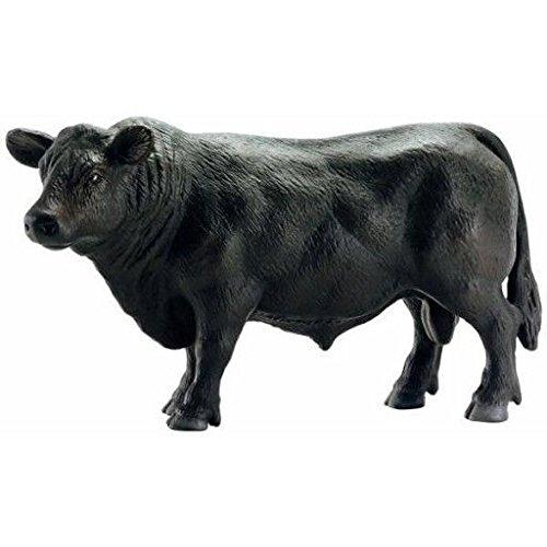 Купить Игровая фигурка – Бык Черный Ангус, 13 см, Schleich