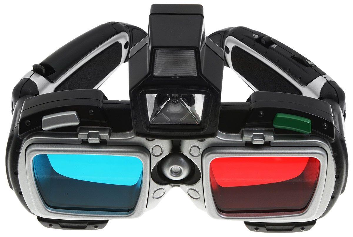 Шпионские кибер очки 3D с радио и подслушивающим устройством - Шпионские игрушки. Наборы секретного агента, артикул: 22656