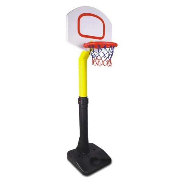 Купить Баскетбольное кольцо с регулируемым по высоте щитом – Супер баскетбол, King Kids