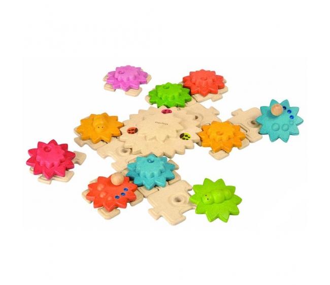 картинка Игра-шестеренки от магазина Bebikam.ru
